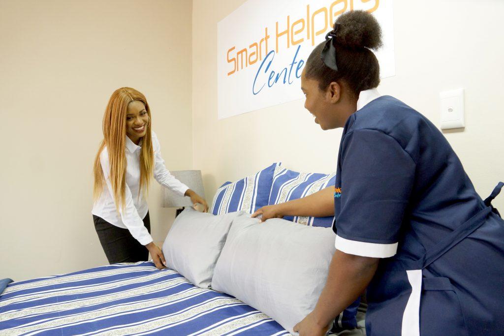 Smart Helpers Center Training
