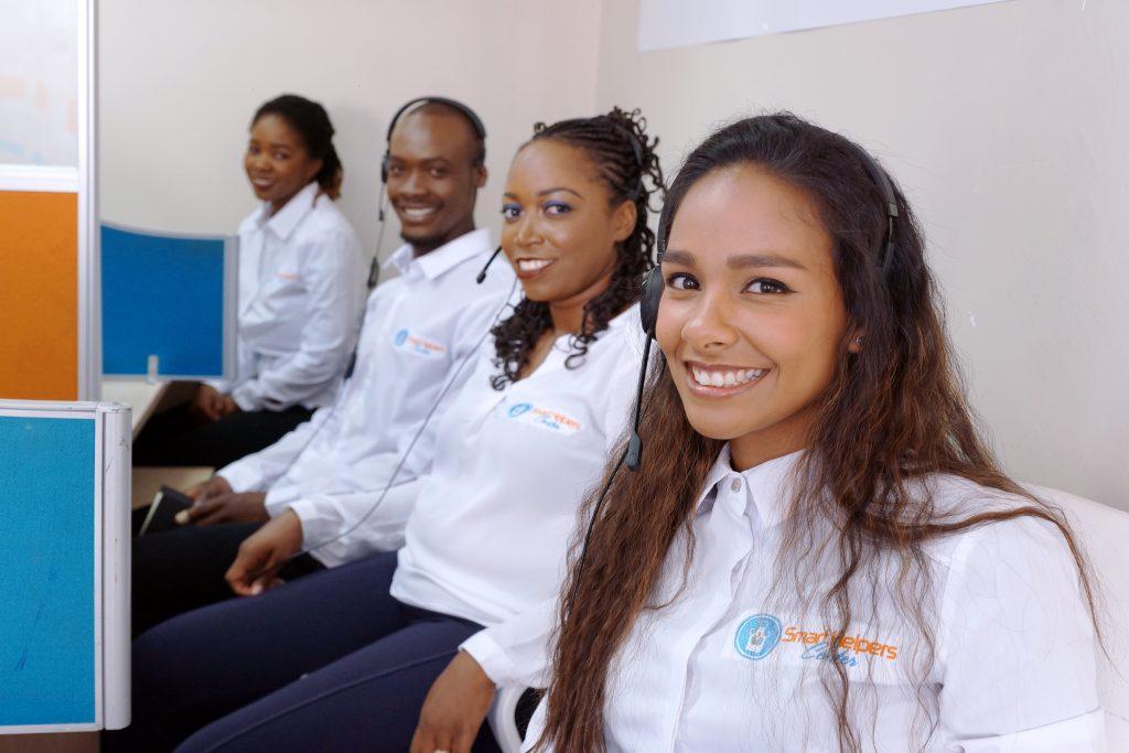 Smart Helpers Center Team