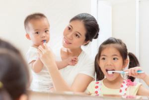 childcare routine